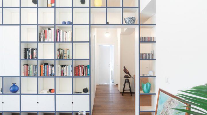 House with a bureau